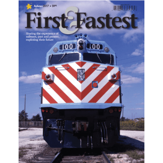 First & Fastest: Autumn 2017