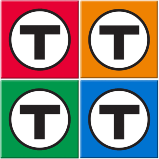 T Logo Square Options