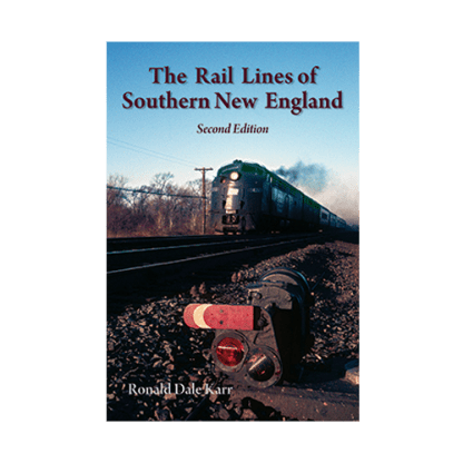 Rail Lines of Southern New England