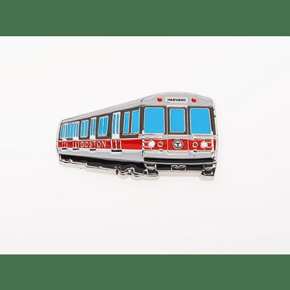 MBTA Red Line Vehicle Magnet