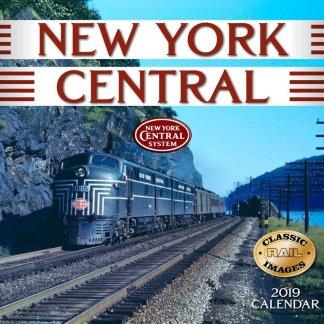 New York Central Calendar