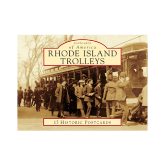 Rhode Island Trolleys Postcard Pack
