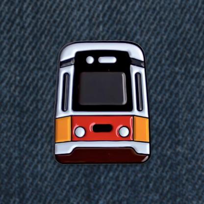 San Francisco Boeing LRV Pin