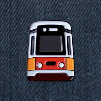 San Francisco Boeing LRV Pin