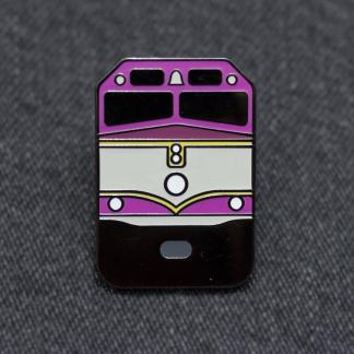 Boston Commuter Rail Pin
