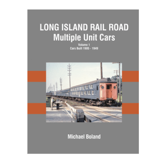 Long Island Railroad MU Cars, Vol. 1