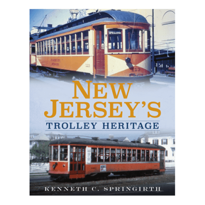 New Jersey's Trolley Heritage