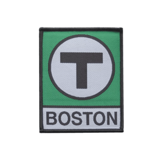 Green Line Patch