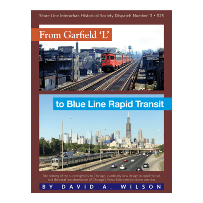 From Garfield L to Blue Line Rapid Transit
