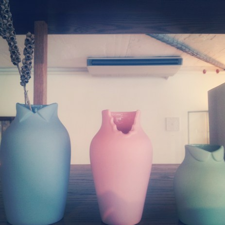 Nendo -Dress up Vases