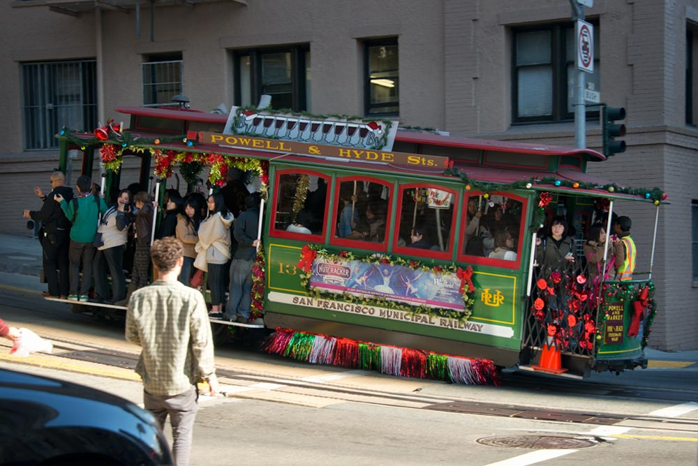 San Francisco Holiday Fun!