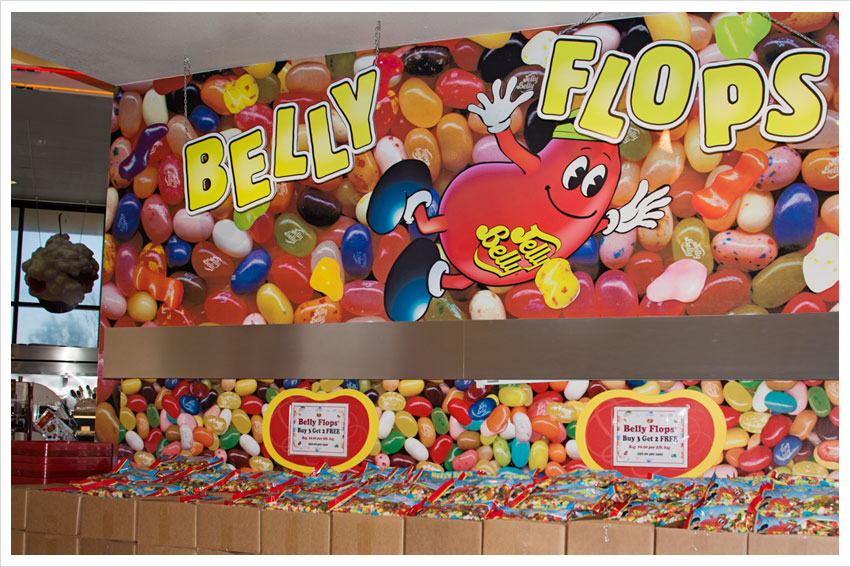 Jelly Belly Factory in Fairfield, CA