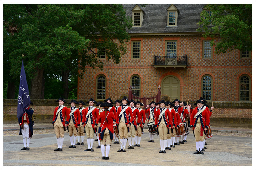 Colonial Williamsburg - VA