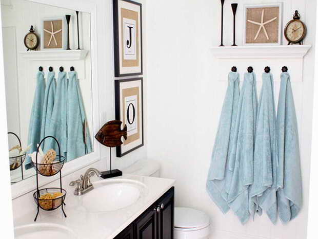Bathroom Décor: Quick Bathroom Decorating On A Budget