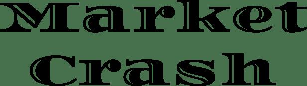 Market Crash Logo