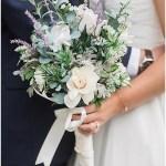 Lavender Wedding With Elegant Diy Details