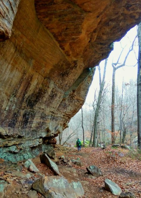 Garden Of The Gods Il Bell Smith Springs Shawnee National Forest