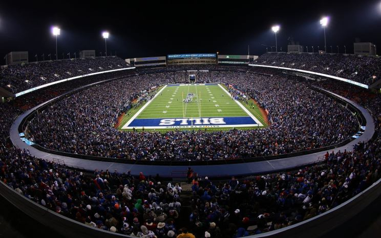 New Era field in the division