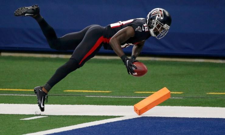 Fantasy Football touchdown Calvin Ridley