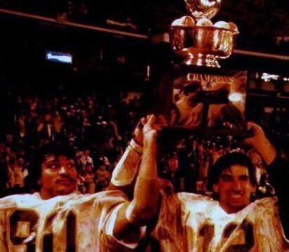 1981 Peach Bowl