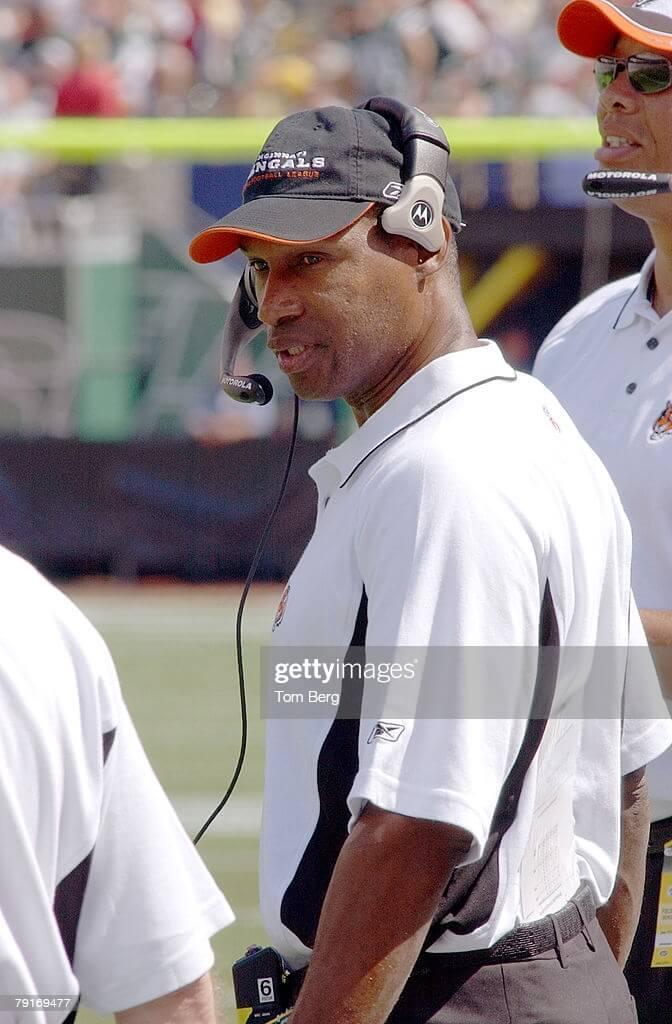 Frazier as Bengals defensive coordinator