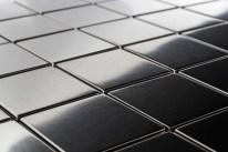 "2x2"" Square Metal Mosaic"