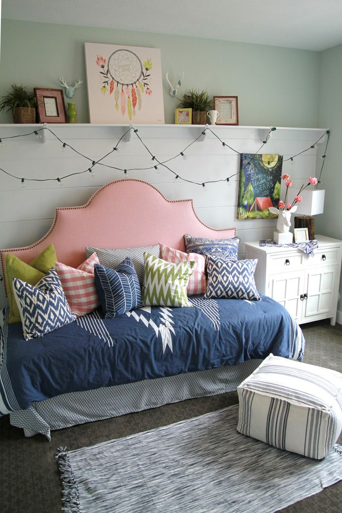 Inspired Space-Teen Girls Room - The Builder's Wife on Teen Room Girl  id=18384