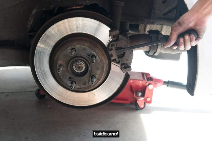 E46 M3 Brembo 996 E31 Brake Retrofit