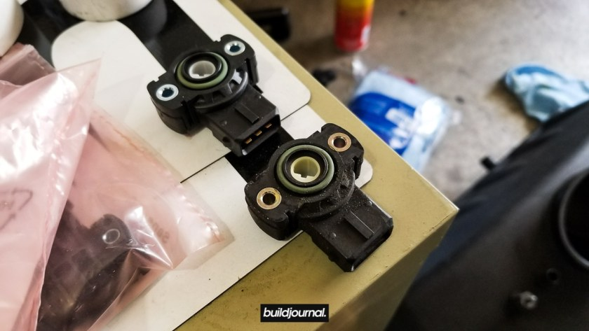 E46 M3 TPS Sensors