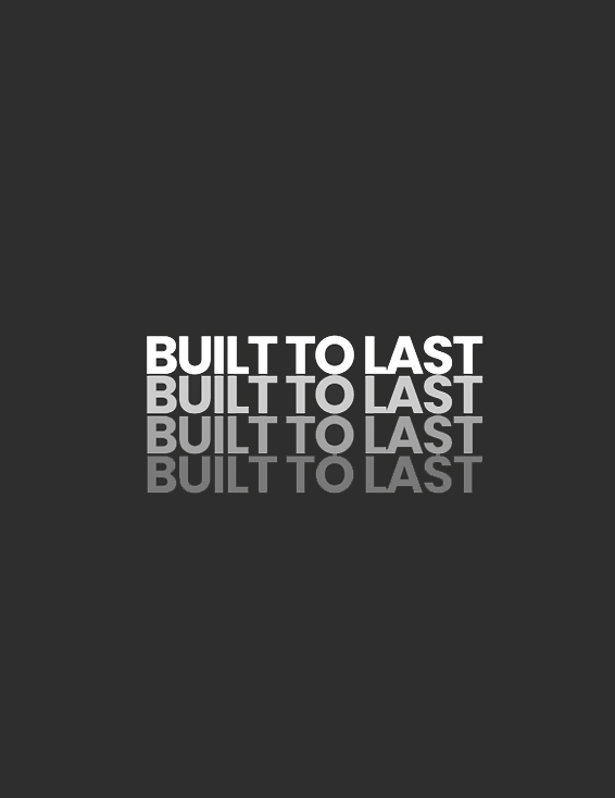 We Want to Hear Your Story Through Our Podcast-Built to Last