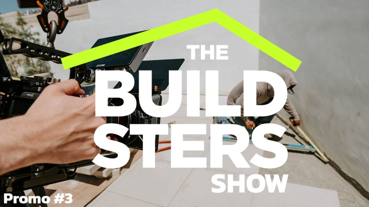 The Buildsters Show Promo #3