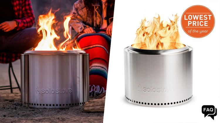 Frequently Asked Question About The Bonfire From Solo Stove