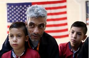 Evangelical Push Back on Refugees