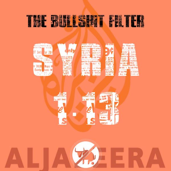 Syrian Civil War 1.13