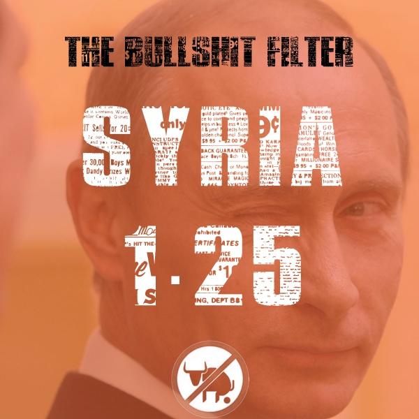 Syrian Civil War 1.25