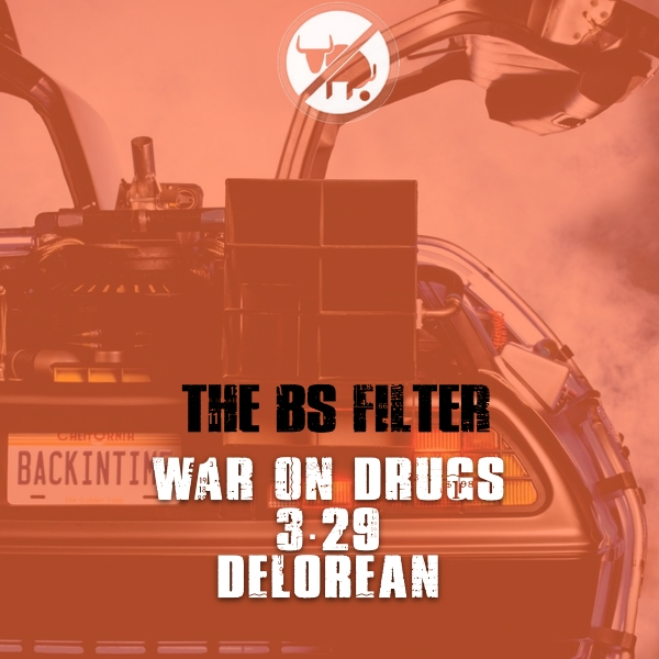 "War On Drugs 3.29 ""DeLorean"""