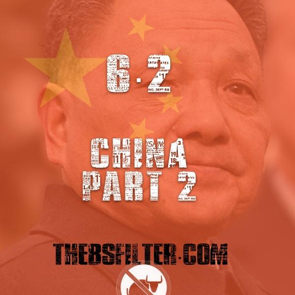 6.2 China's Economy – Part 2