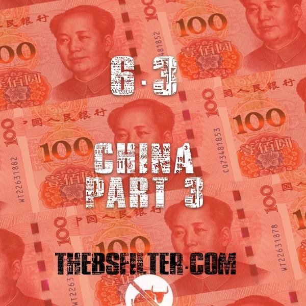 6.3 China's Economy – Part 3