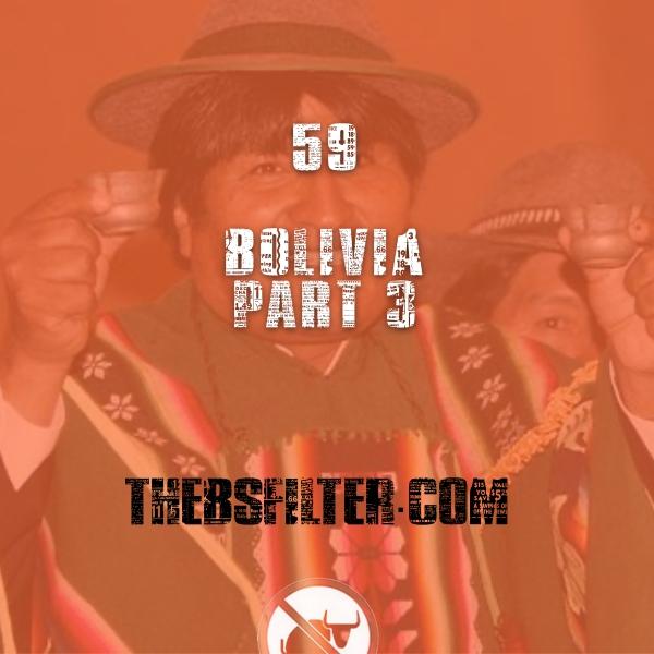 BFTN 59 – Bolivia 3