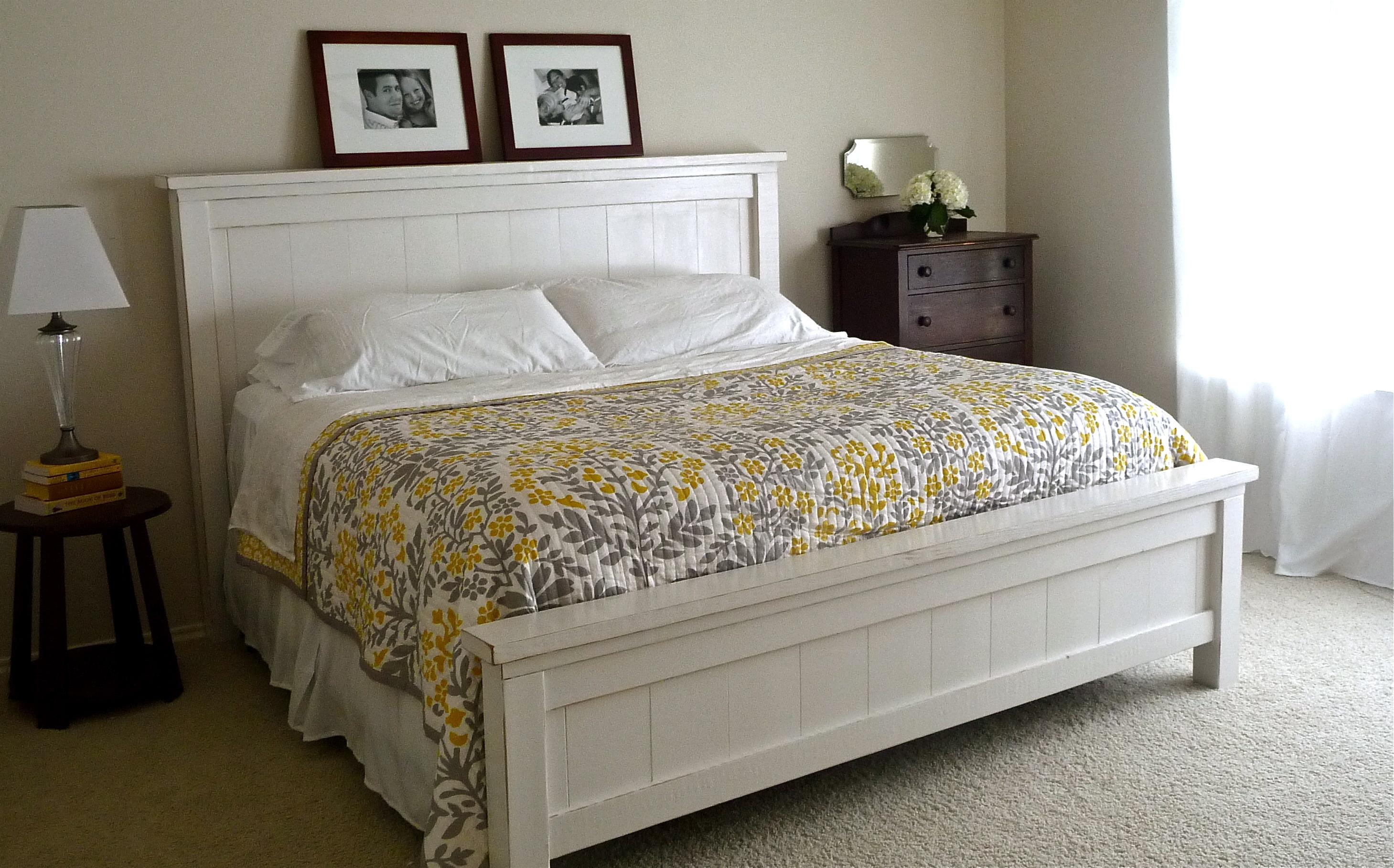 Farmhouse Bed Plans Ana White
