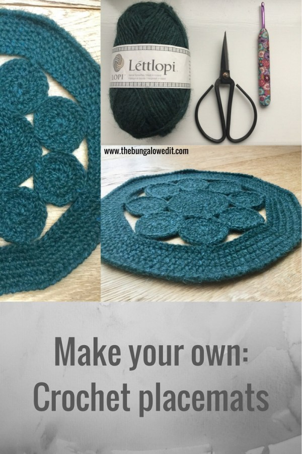 Make your own Placemats at The BuNGALOW Edit