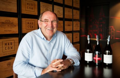 The Perfect Match. Food & Wine With Allan Scott