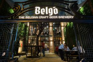 Belgo Craft Beer Brewery