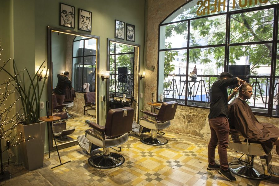 Earn A Clip Behind The Ears At Brothers Men's Boutique Salon