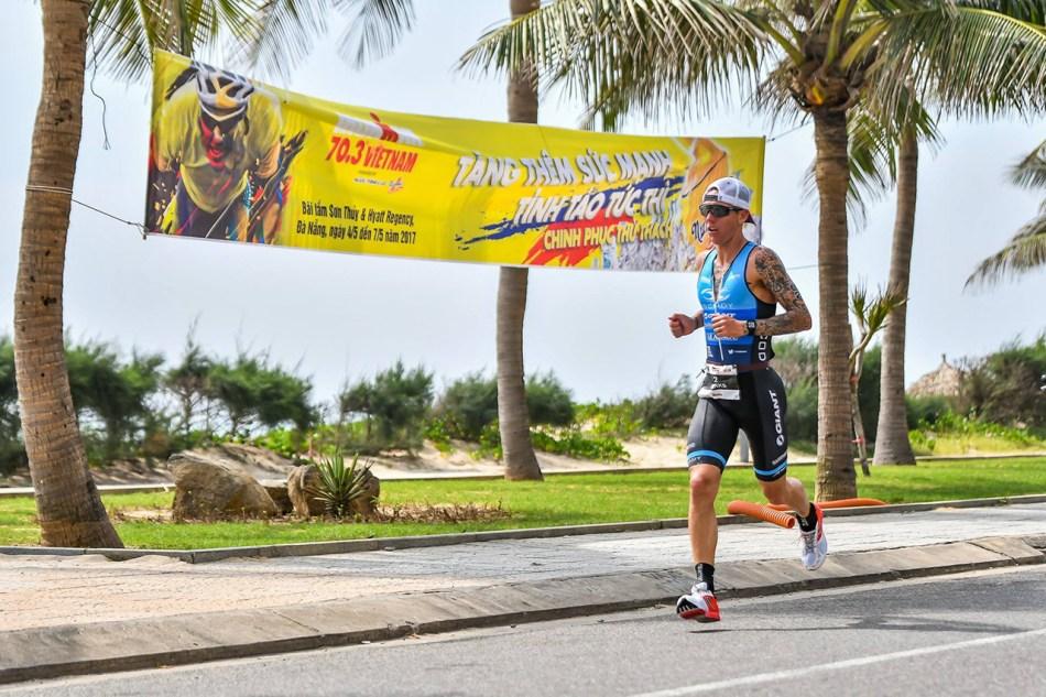 Ironman 70.3 Danang Runner