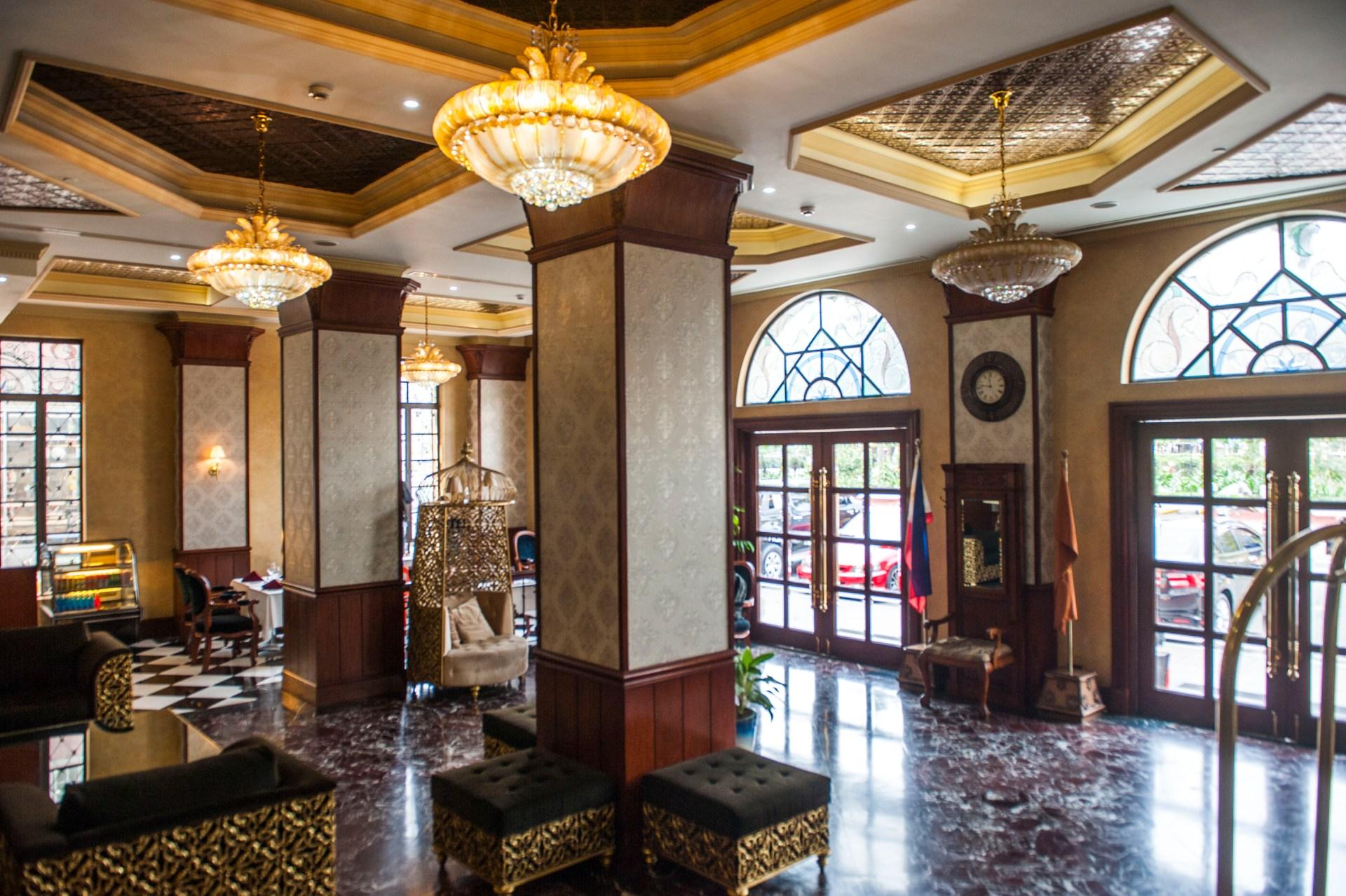 Luneta Hotel Lobby 5