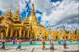 48 Hours in Yangon