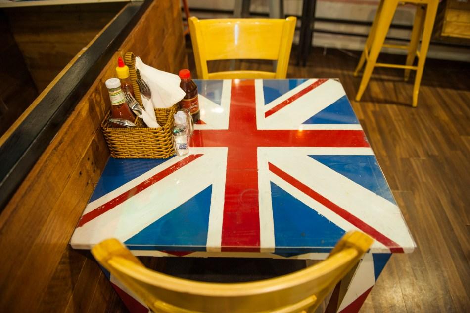 Union Jacks 12