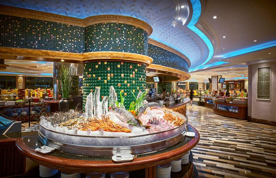 02. Cafe Central An Đông - Dinner Buffet Counter_Windsor_3