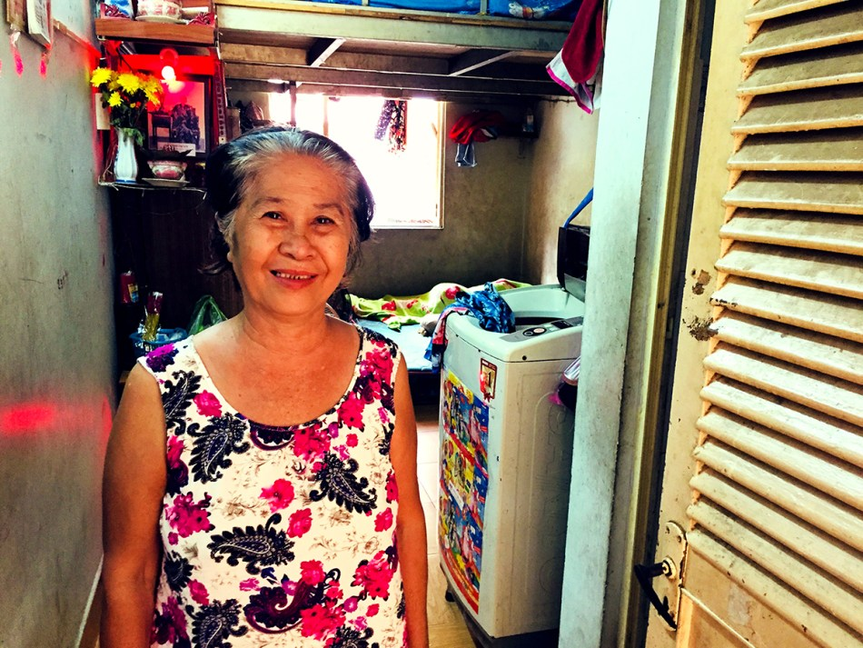 Mrs Tieng Nguyen Dinh Chieu A3
